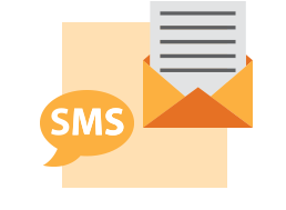 Supercharge your marketing with SMS + email