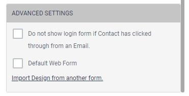 Select do no show login form for your survey form.